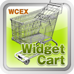 拡張プラグイン WCEX Widget Cart
