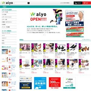総合通販サイト「alyo」