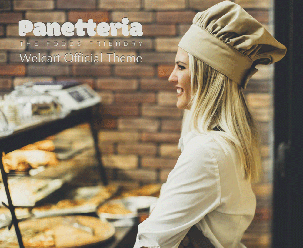 Panetteria The Foods Friendry Welcart Offical Theme